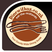 Dine with us home page link